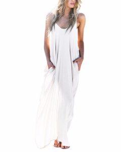 Vestidos blancos ibicencos comprar