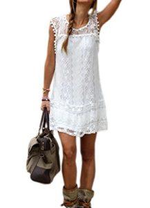Complementos para vestido blanco ibicenco